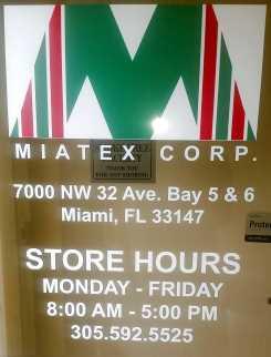 Miatex Corp Designer Fabrics