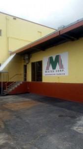 Miatex Warehouse Front